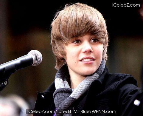 Justin Bieber on Justin Bieber   El Mortero